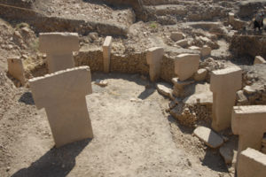 The archeological discovery of Gobekli Tepe pushes mankind's birth back in time