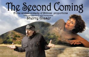 A One Woman Comedy of Biblical Proportions