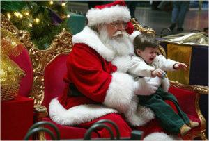 Fear of Santa and Clowns