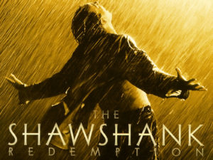 Shawshank Redemption was Steven Kings Star story and we know that because it resonates with everyone who see it.