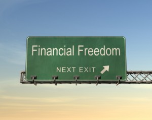 We find lasting financial Freedom when we discover our Abundance Mentality