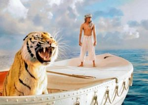 The Life of Pi, initiation story