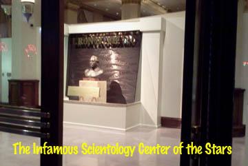 Scientology center