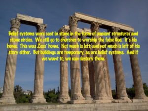 Structures and belief systems