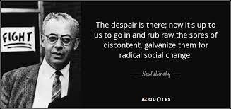 Politics by Despair
